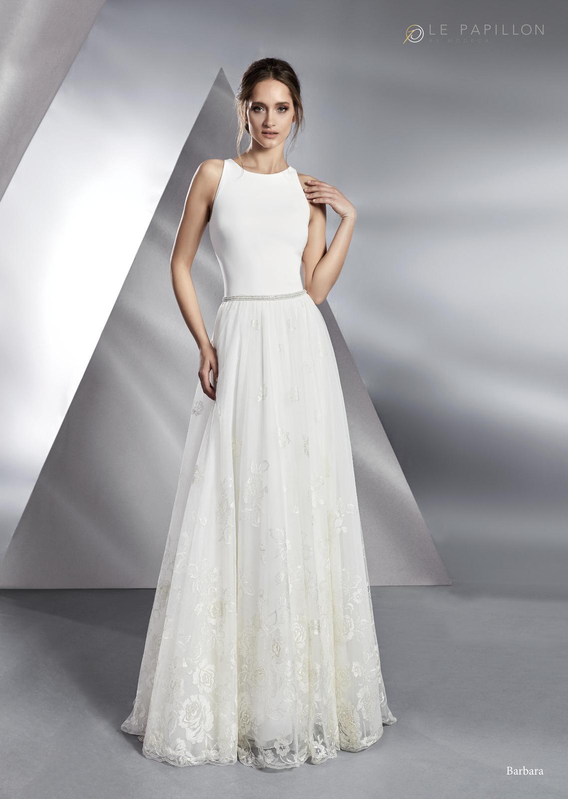 Milé nevěsty, kolekce Modeca 2018 na Vás již čeká! - Obrázek č. 38