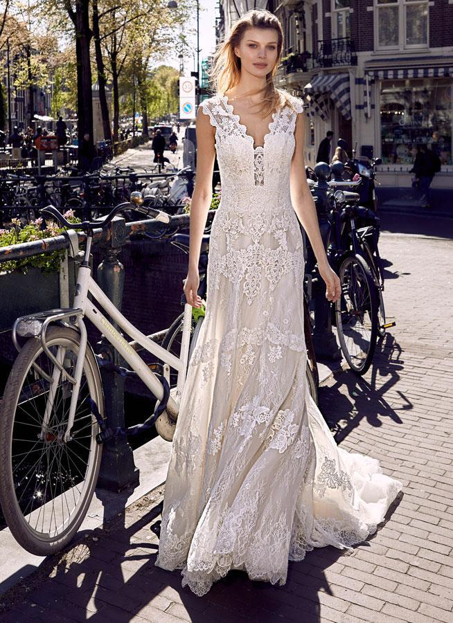 Milé nevěsty, kolekce Modeca 2018 na Vás již čeká! - Obrázek č. 39