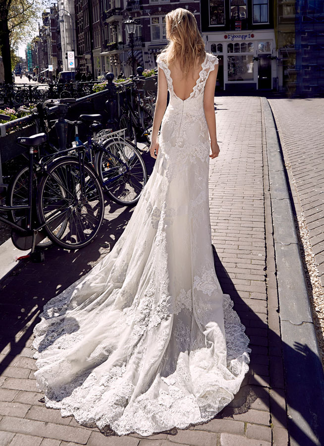 Milé nevěsty, kolekce Modeca 2018 na Vás již čeká! - Obrázek č. 40