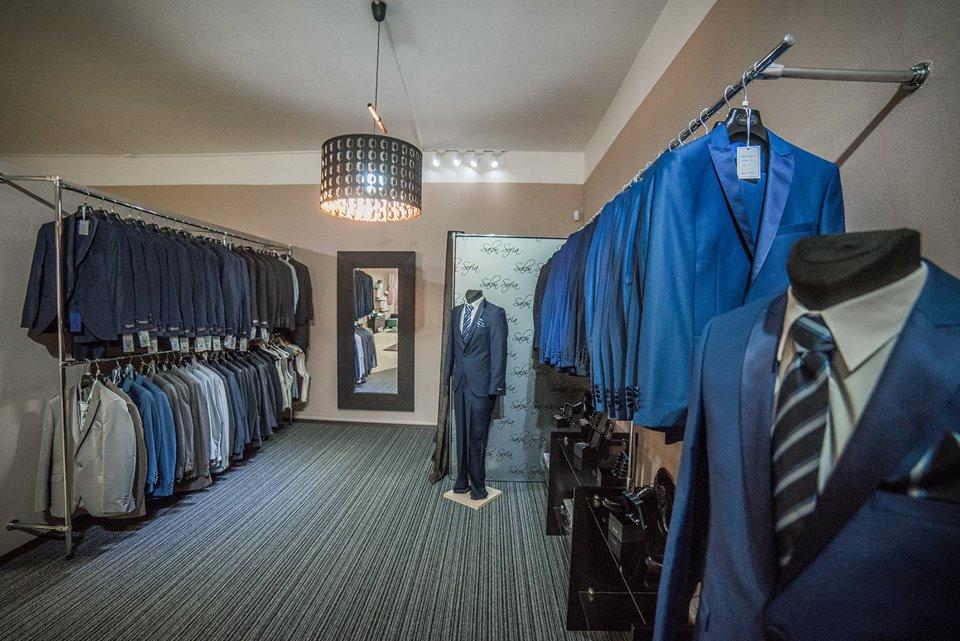 Výprodej pánských obleků! Ceny od 1500,- do 4990,- - Obrázek č. 2