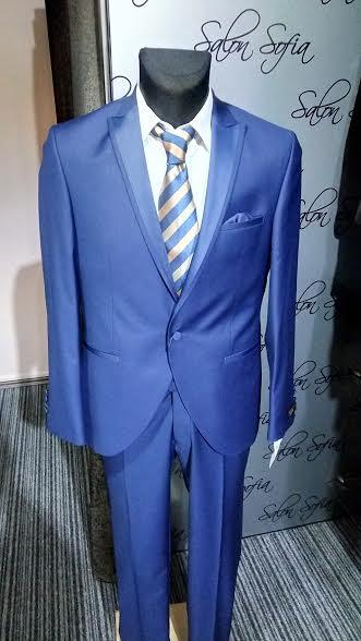 Výprodej pánských obleků! Ceny od 1500,- do 4990,- - Obrázek č. 6