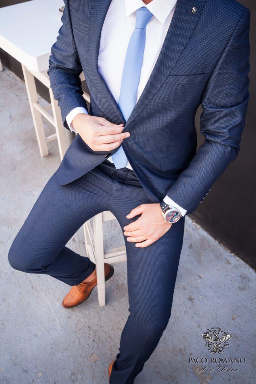 Výprodej pánských obleků! Ceny od 1500,- do 4990,- - Obrázek č. 10