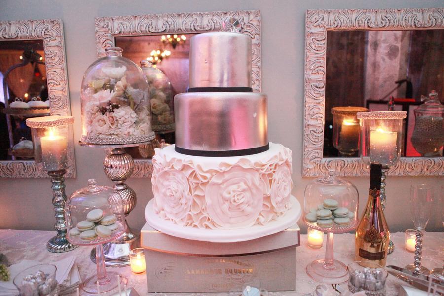 Svatba v růžové.... nechte se inspirovat. - Obrázek č. 9