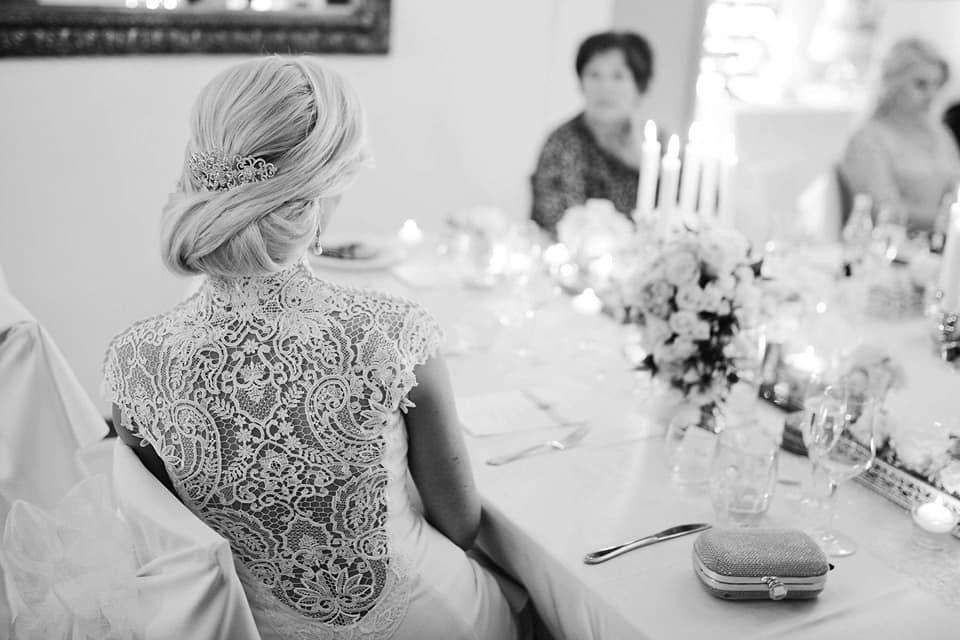 Když se vdává majitelka svatebního salónu :-) - Obrázek č. 1