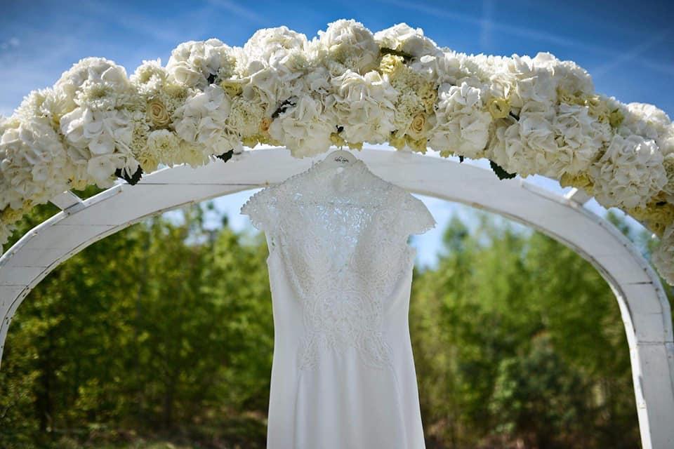 Když se vdává majitelka svatebního salónu :-) - Obrázek č. 10