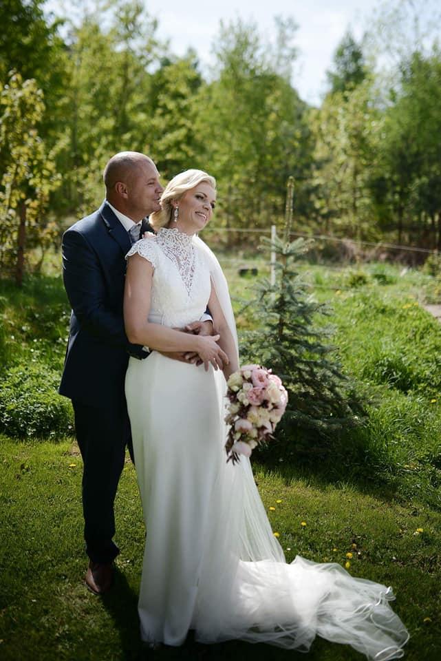 Když se vdává majitelka svatebního salónu :-) - Obrázek č. 16