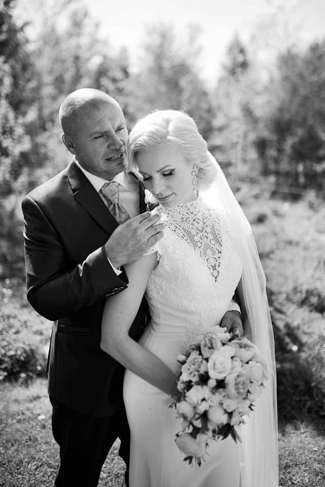 Když se vdává majitelka svatebního salónu :-) - Obrázek č. 19