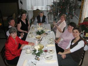Zásnuby v Častej - január 2008