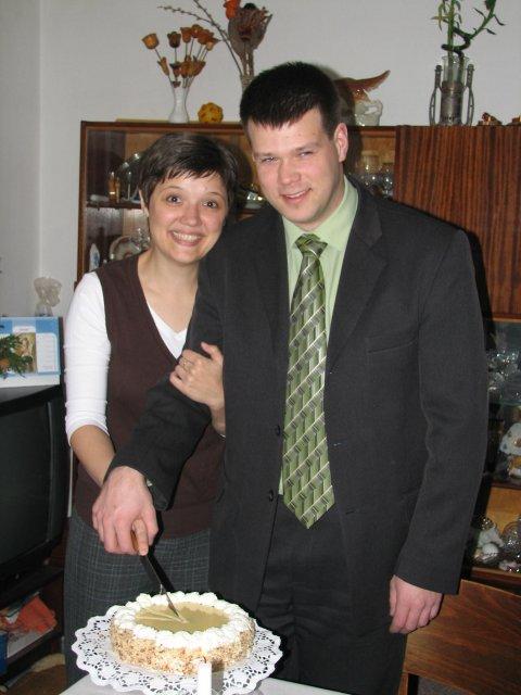Katka a Peťo - skušali sme ako nám to pôjde so svadobnou xixi
