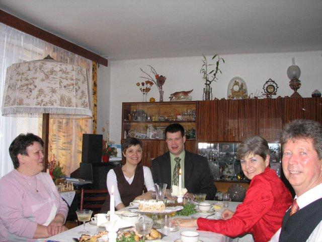 Katka a Peťo - my s rodičmi