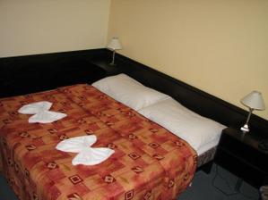 hostia budú ubytovaní priamo v hoteli