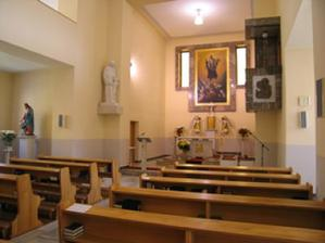 naše kaple