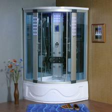 sprchový kout s párou - objednán :-)