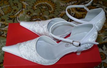 moje svadobne topanocky