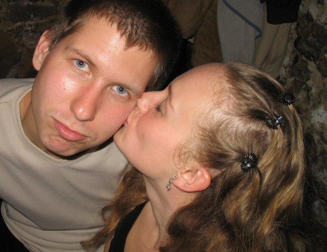 Lenka a Matej 3.5.2008 - bolo nam super