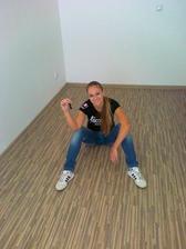 ked som dostala kluce od bytu :-) velka radost. :-)))