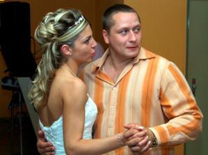Náš první taneček :-)