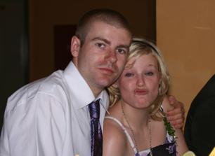 Můj brácha a jeho Evička...