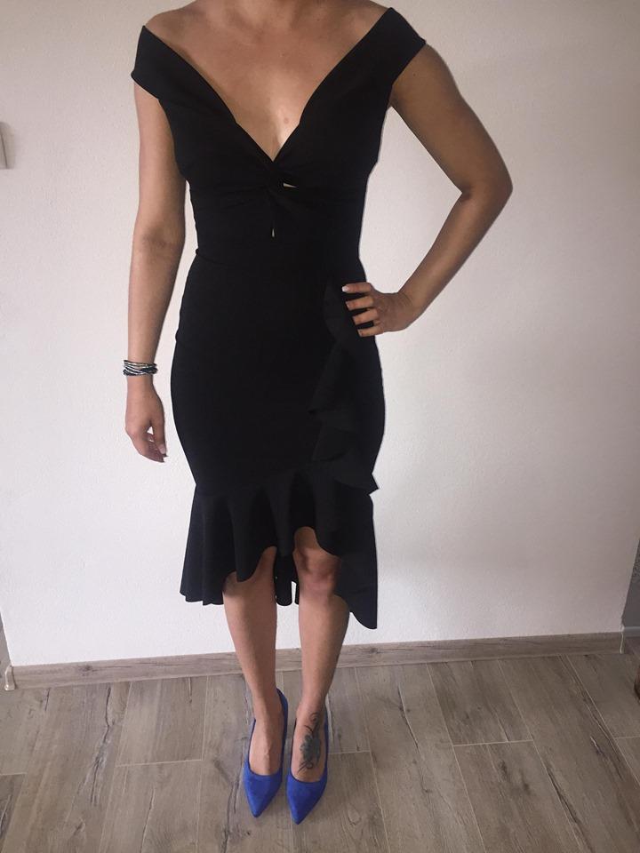 Koktejlové šaty - Obrázok č. 2