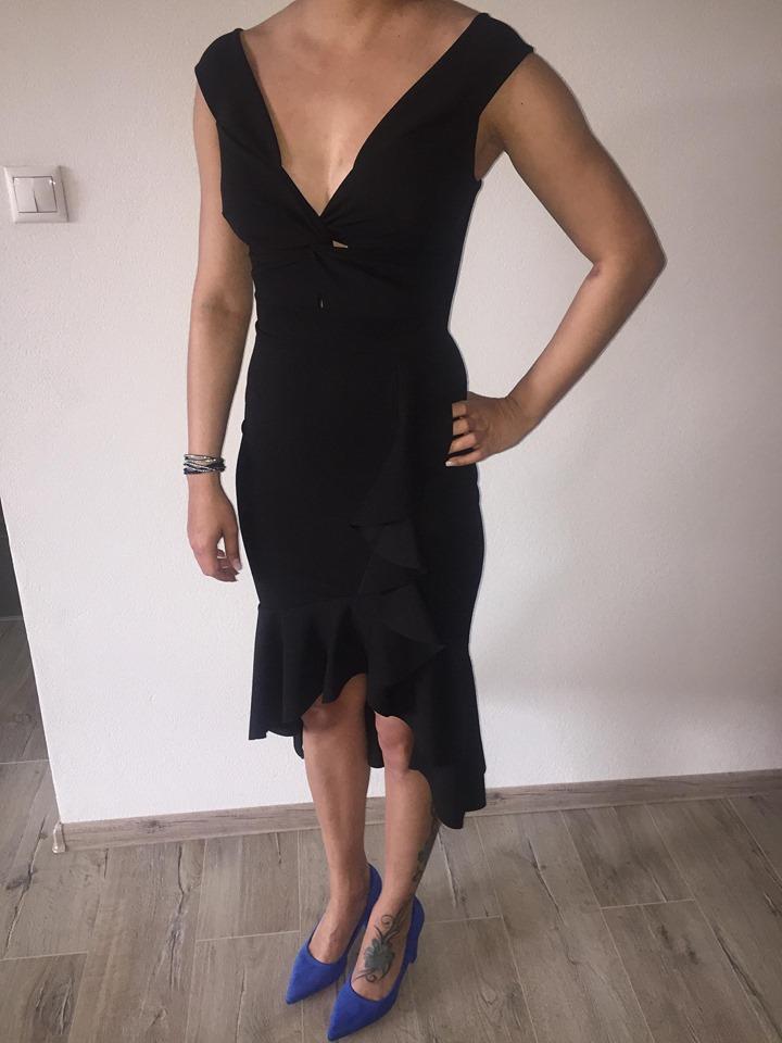 Koktejlové šaty - Obrázok č. 4