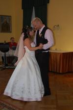 První novomanželský tanec :o)