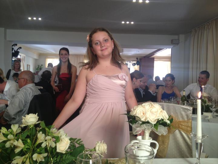 Janka{{_AND_}}Ľuboško - Moja mladšia dcérka Barborka a v pozadí staršia dcérka Peťka