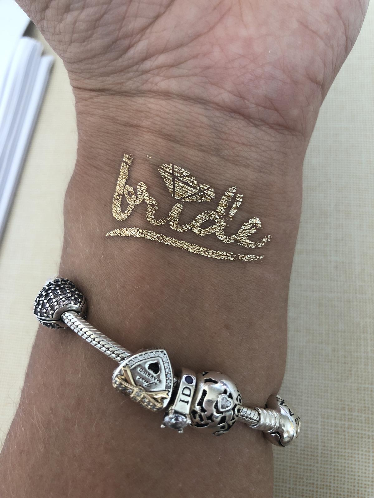 Tetovacka BRIDE - Obrázok č. 2