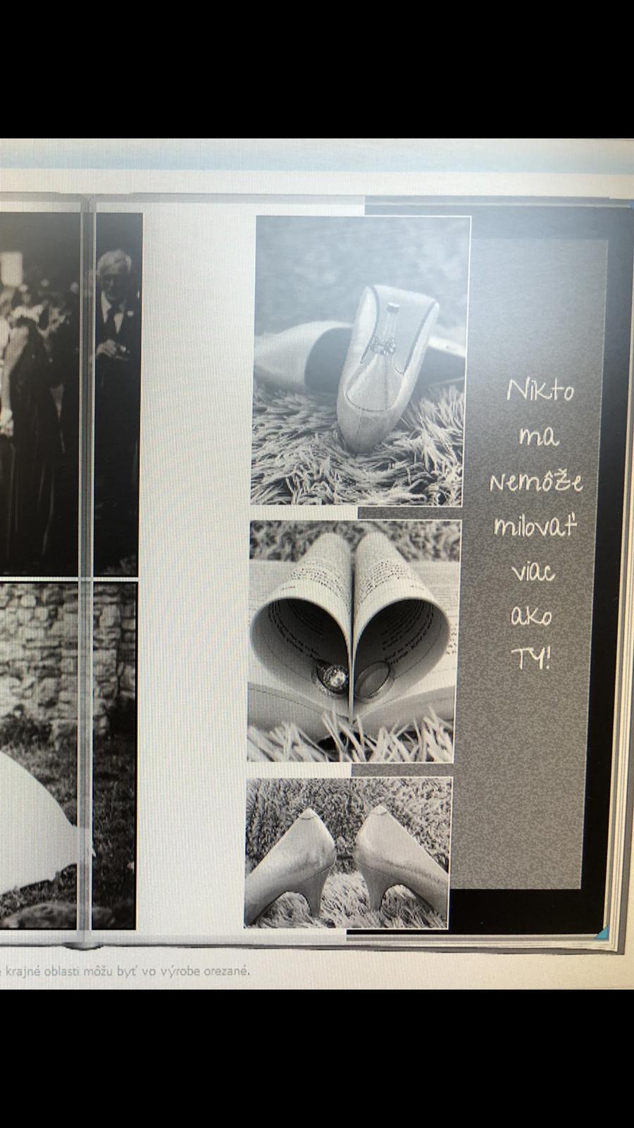 Svadobna fotokniha - Obrázok č. 2