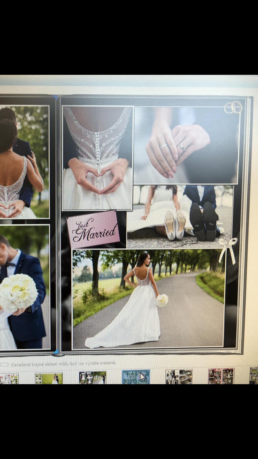 Svadobna fotokniha - Obrázok č. 3