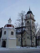 Tu bude sobáš - kostol sv. Martina v Bojniciach