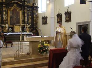 Pán dekan a náš krásny kostol
