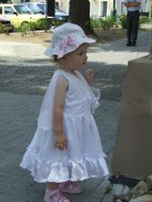 Najmladší člen svadby - Janka