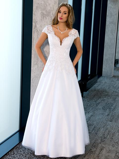 Svatební šaty - kolekce 2019 - Svatební šaty  www.svatebninella.cz