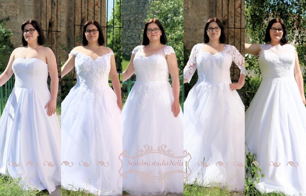 Svatební šaty - kolekce 2019 - Obrázek č. 47