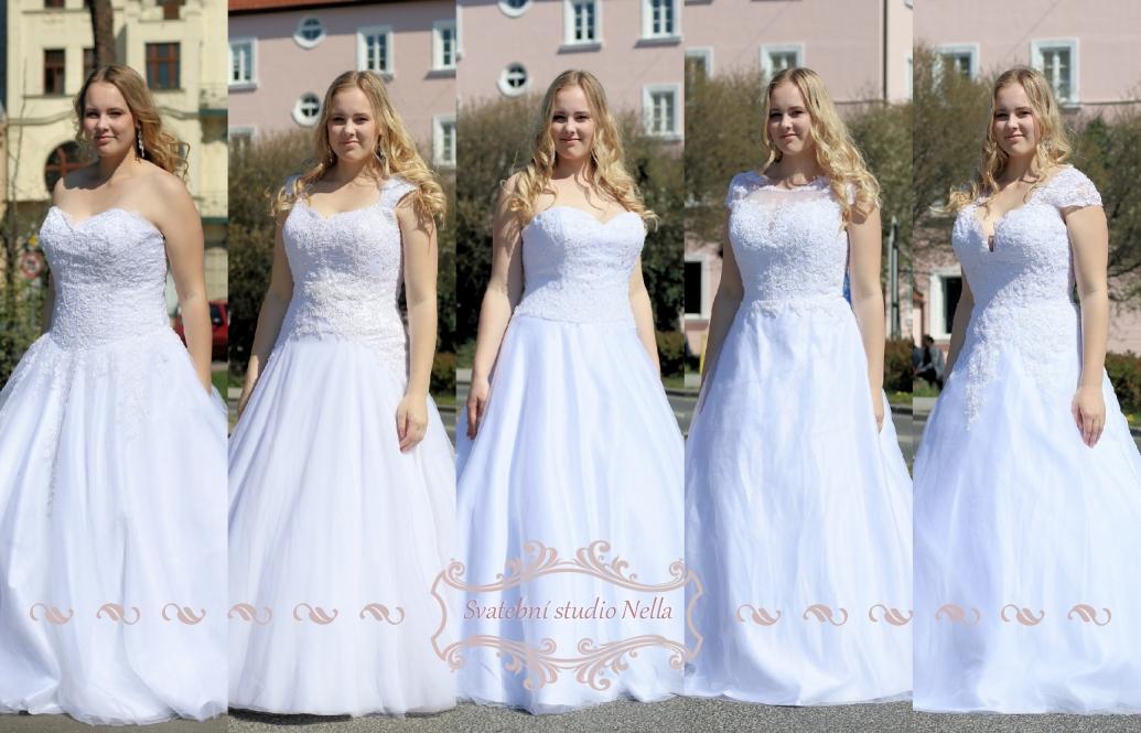 Svatební šaty - kolekce 2019 - Obrázek č. 49