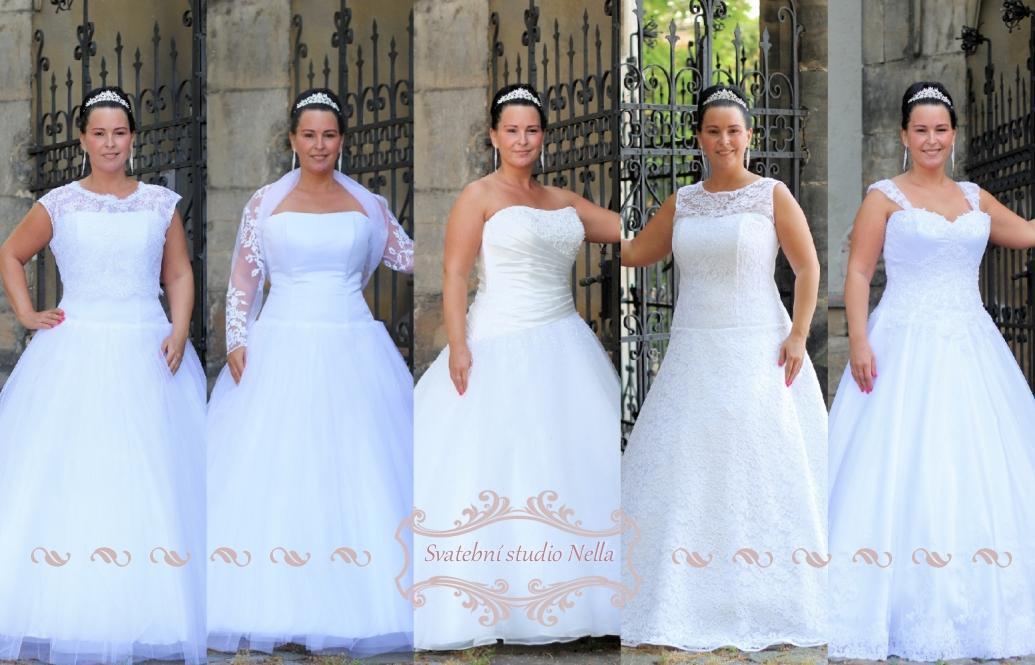 Svatební šaty - kolekce 2019 - Obrázek č. 50