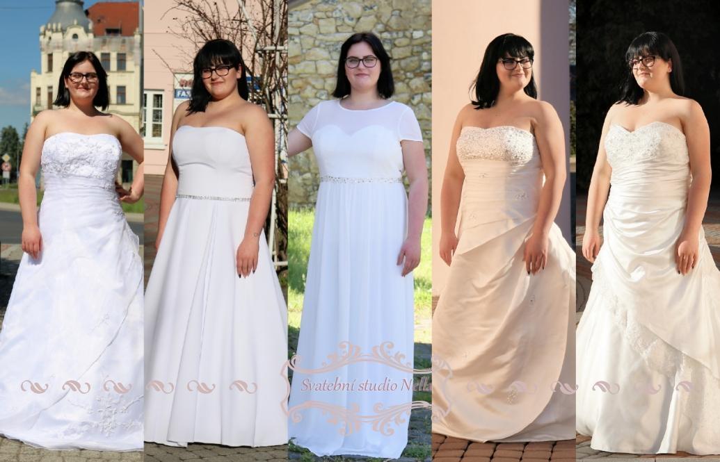 Svatební šaty - kolekce 2019 - Obrázek č. 51