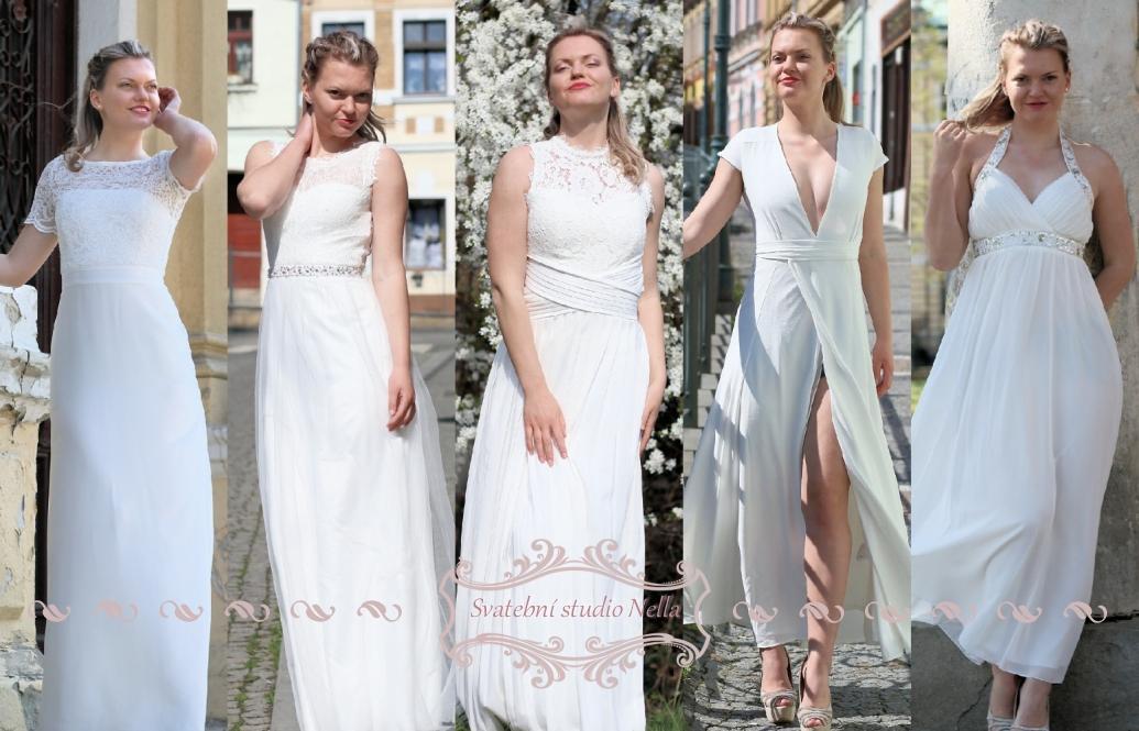 Svatební šaty - kolekce 2019 - Obrázek č. 54