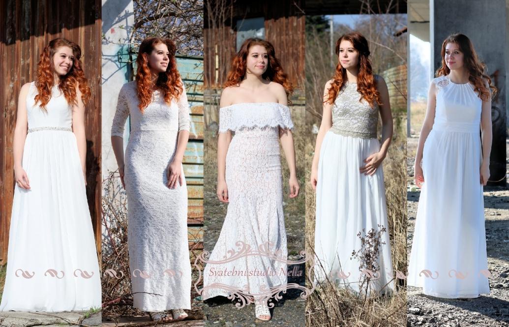 Svatební šaty - kolekce 2019 - Obrázek č. 55