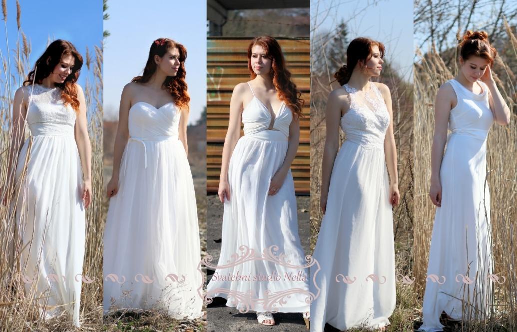 Svatební šaty - kolekce 2019 - Obrázek č. 56