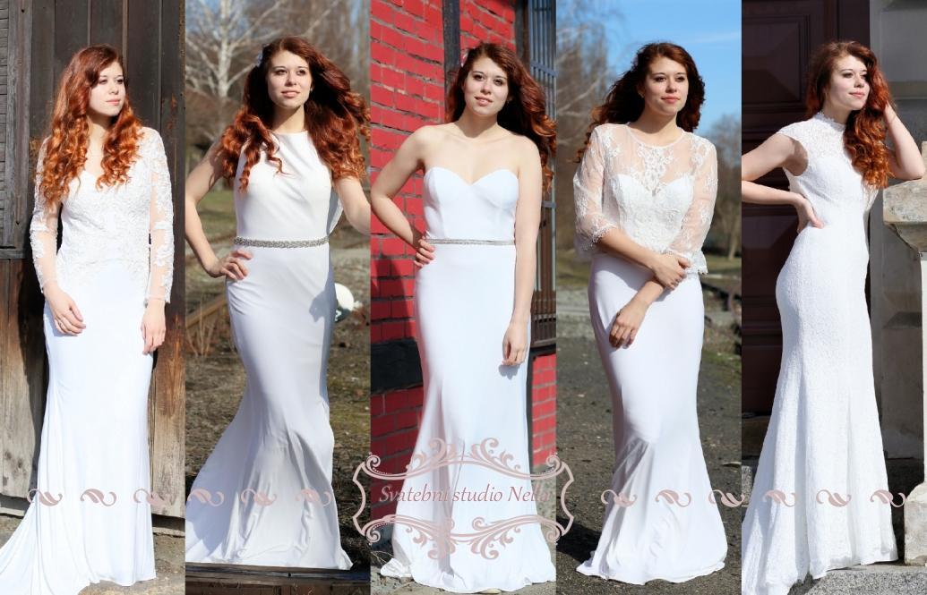 Svatební šaty - kolekce 2019 - Obrázek č. 57