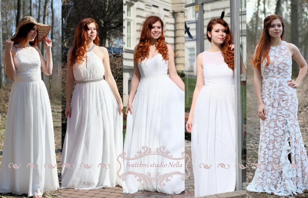 Svatební šaty - kolekce 2019 - Obrázek č. 58