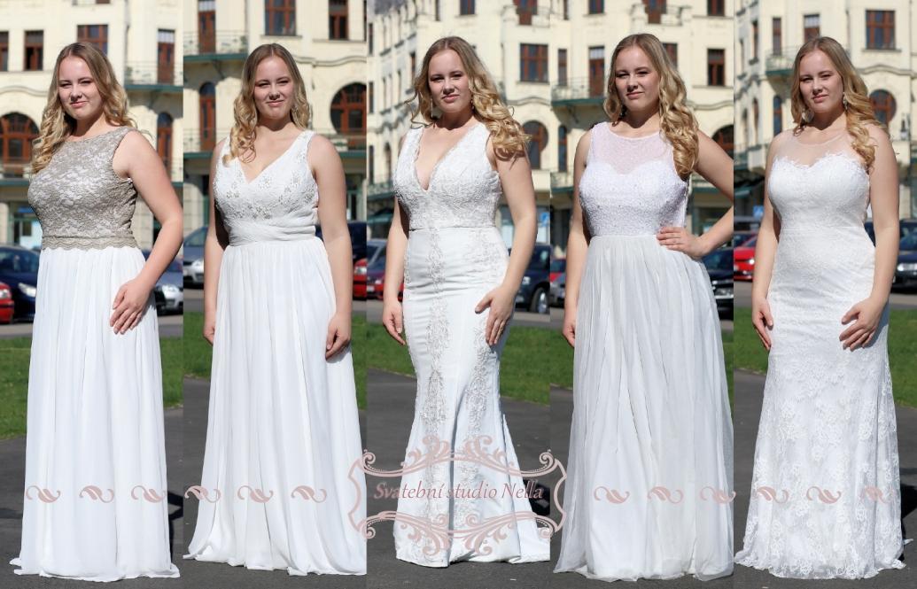 Svatební šaty - kolekce 2019 - Obrázek č. 60