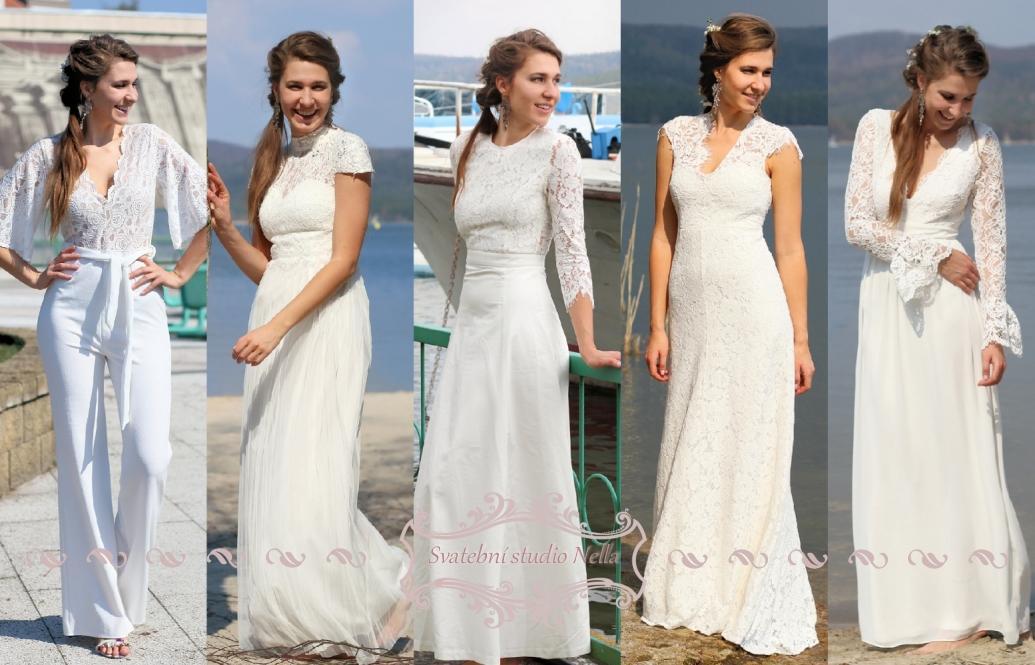 Svatební šaty - kolekce 2019 - Obrázek č. 61