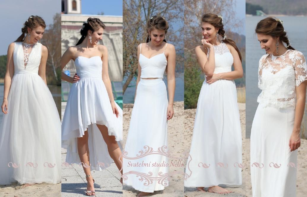 Svatební šaty - kolekce 2019 - Obrázek č. 62