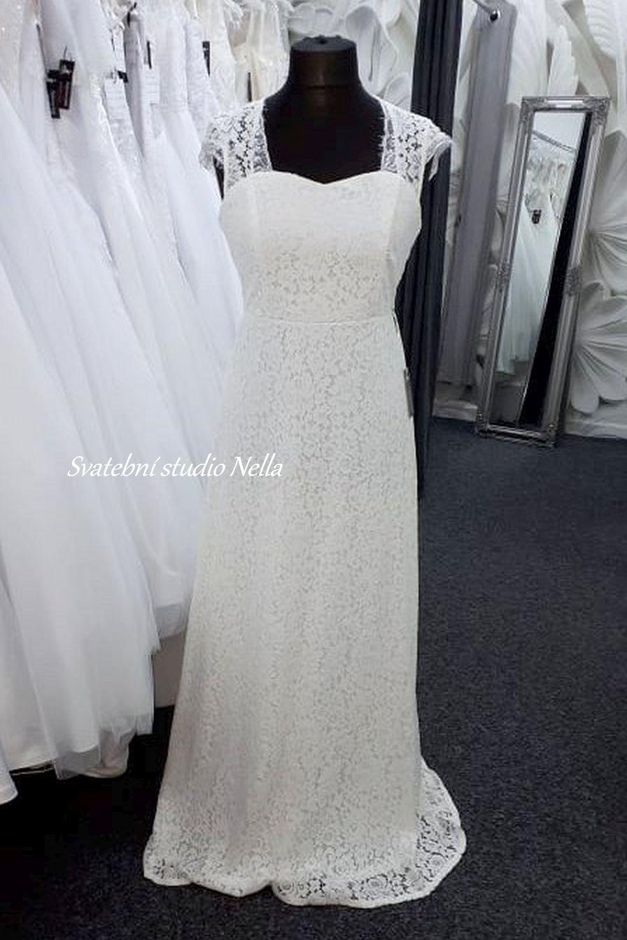 Svatební šaty v boho stylu pro venkovní svatby - Obrázek č. 10