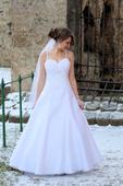 Svatební šaty N13, 38