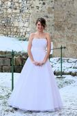 Antické svatební šaty N10, 36