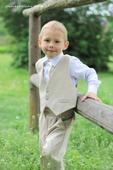 Chlapecký oblek 116 - půjčovné, 116