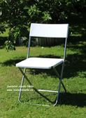 Skládací židle - pronájem,